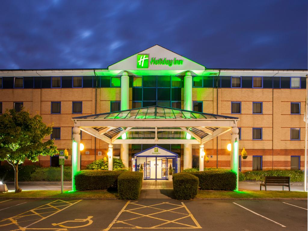 Holiday Inn, Warrington