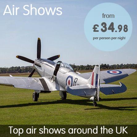 Air Shows - UK Breaks