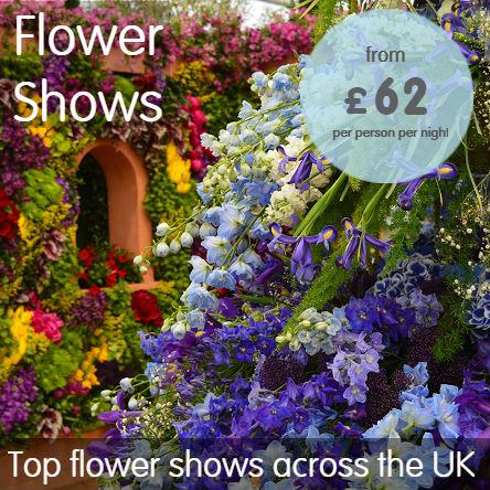 Flower Shows - UK Breaks