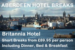 Short Breaks to Aberdeen