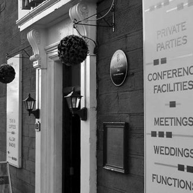 The Fairburn Hotel, Ayr