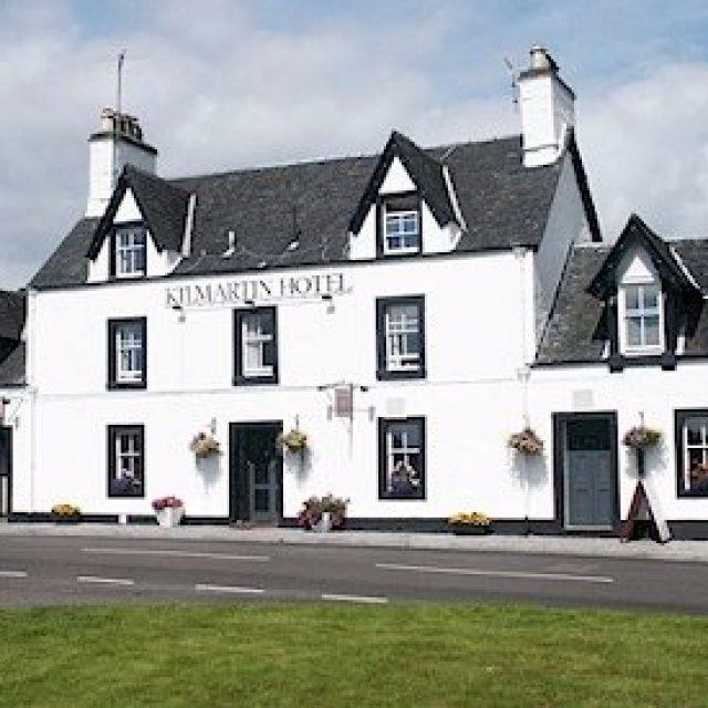 Kilmartin Hotel, Argyll