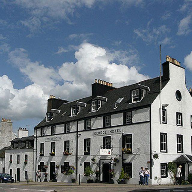 The George Hotel, Inveraray