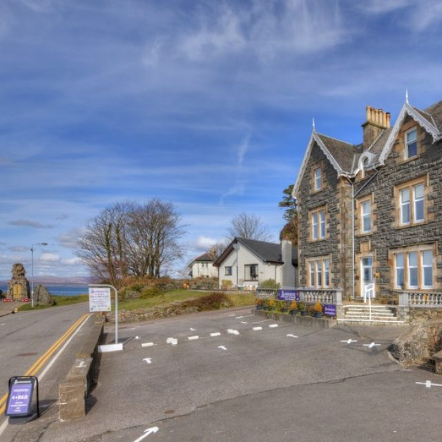 Barriemore Guest House, Oban