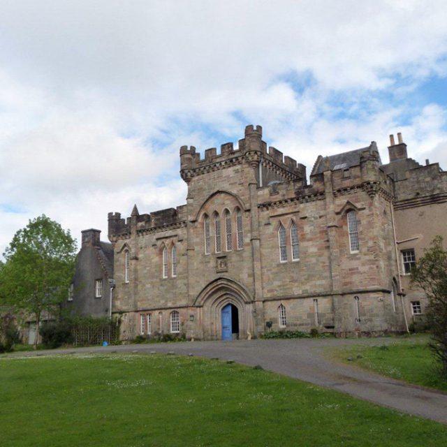 Craufurdland Castle, Kilmarnock