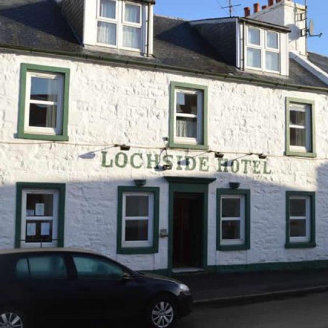 Lochside Hotel, Isle of Islay