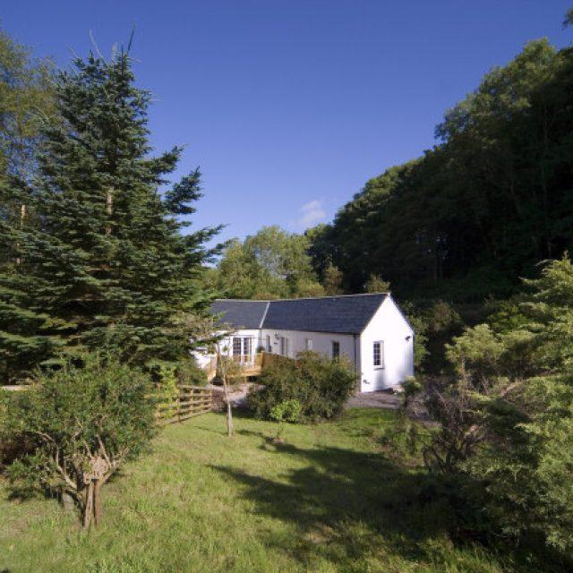 Bracken Cottage, by Oban