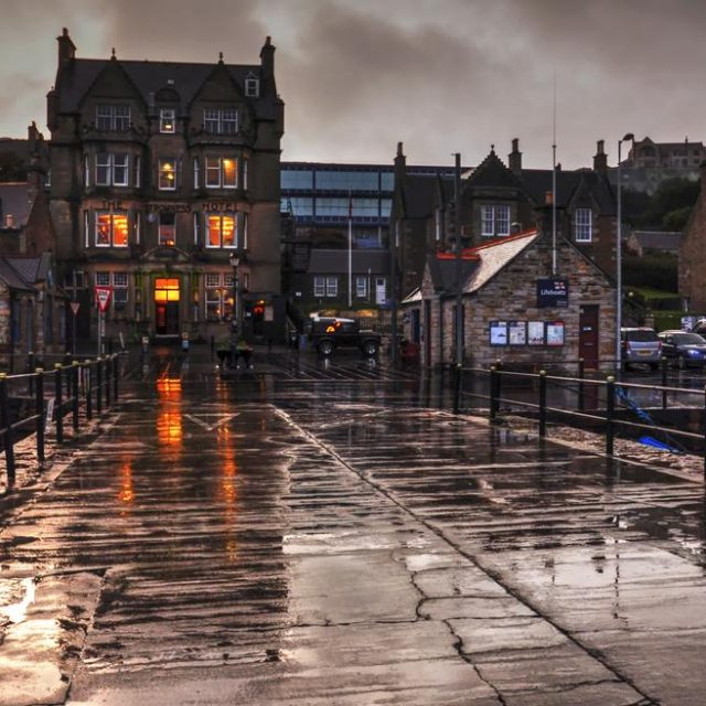 Stromness Hotel, Orkney