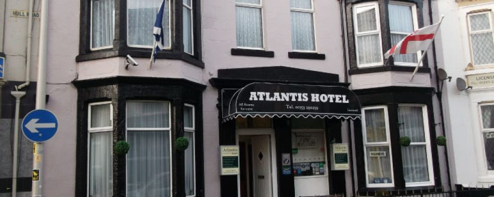 Atlantis Hotel, Blackpool