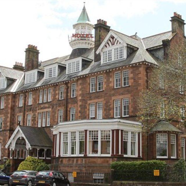 Best Western Station Hotel, Dumfries
