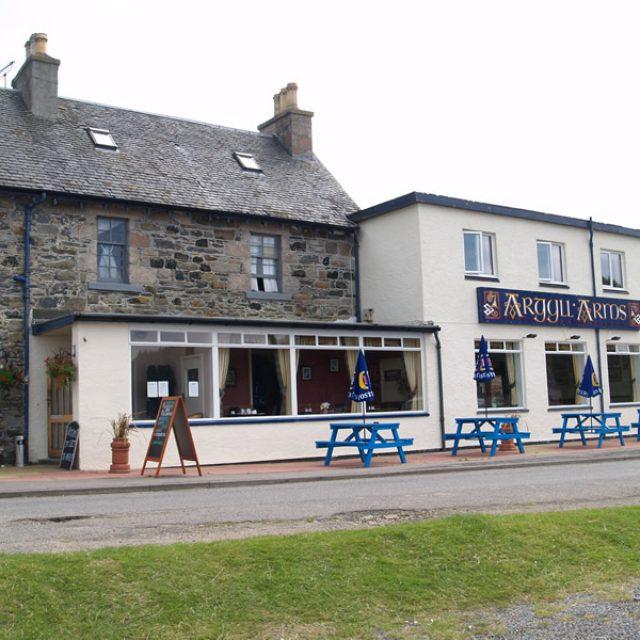 Argyll Arms Hotel, Isle of Mull
