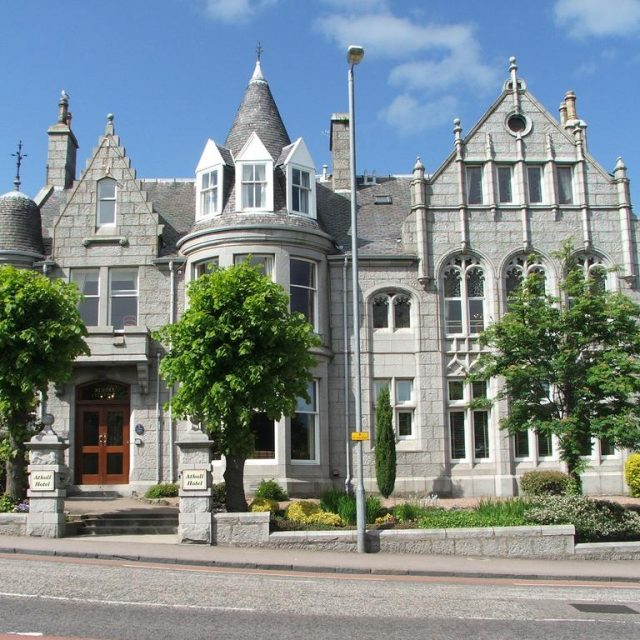 Atholl Hotel, Aberdeen