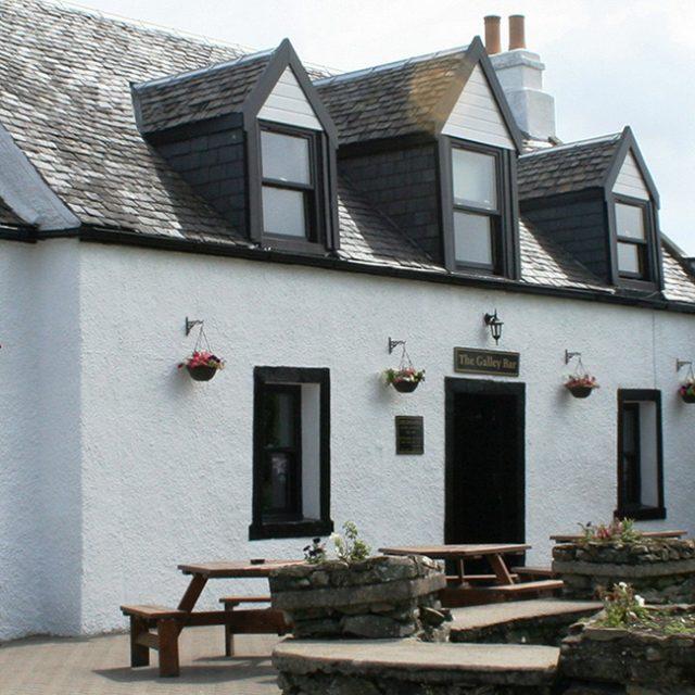 The Galley of Lorne Inn, Ardfern
