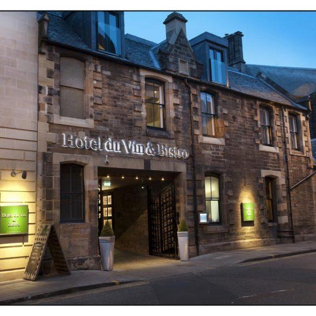 Hotel Du Vin, Edinburgh