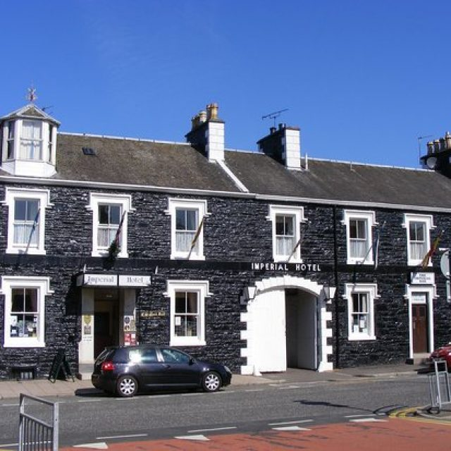 Imperial Hotel, Castle Douglas