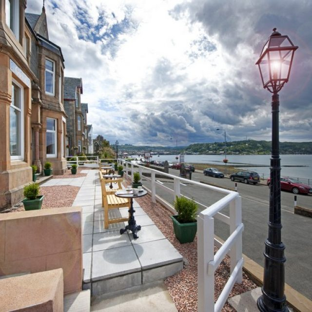 MacKay's Guest House, Oban