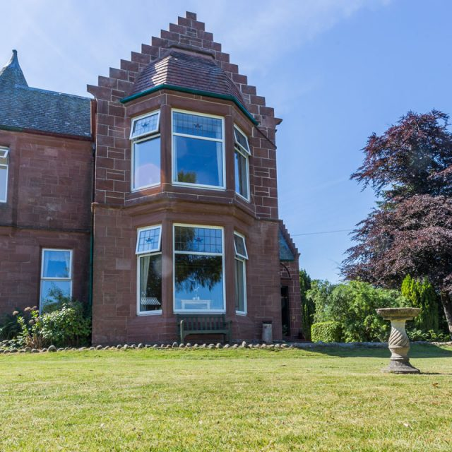 Carrick Lodge, Arran