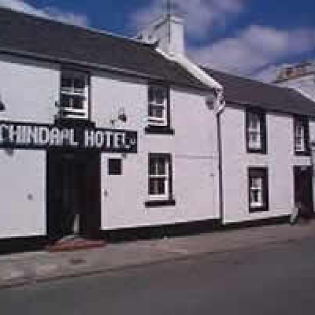 Lochindaal Hotel, Isle of Islay