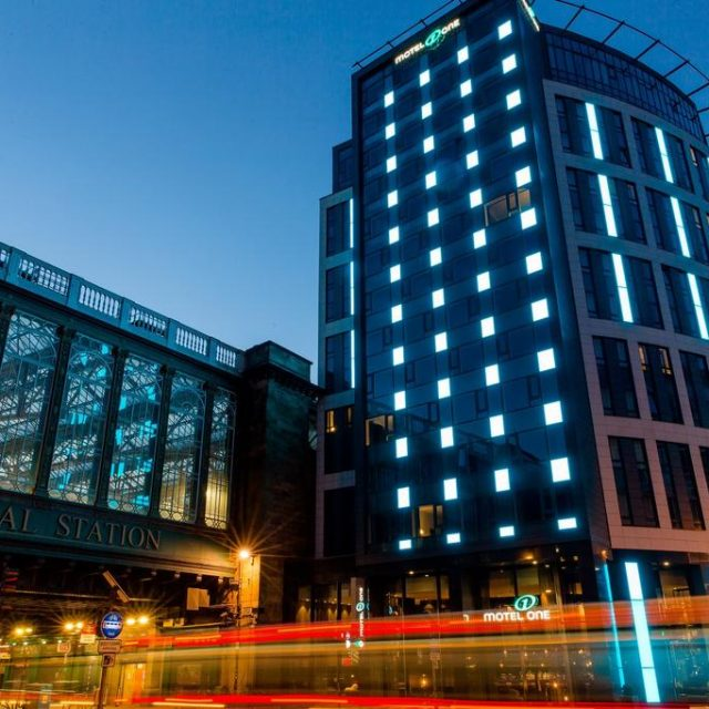 Motel One, Glasgow
