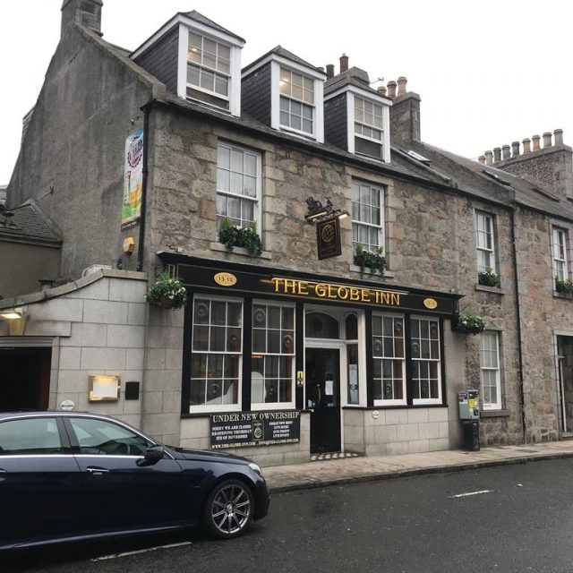 The Globe Inn, Aberdeen