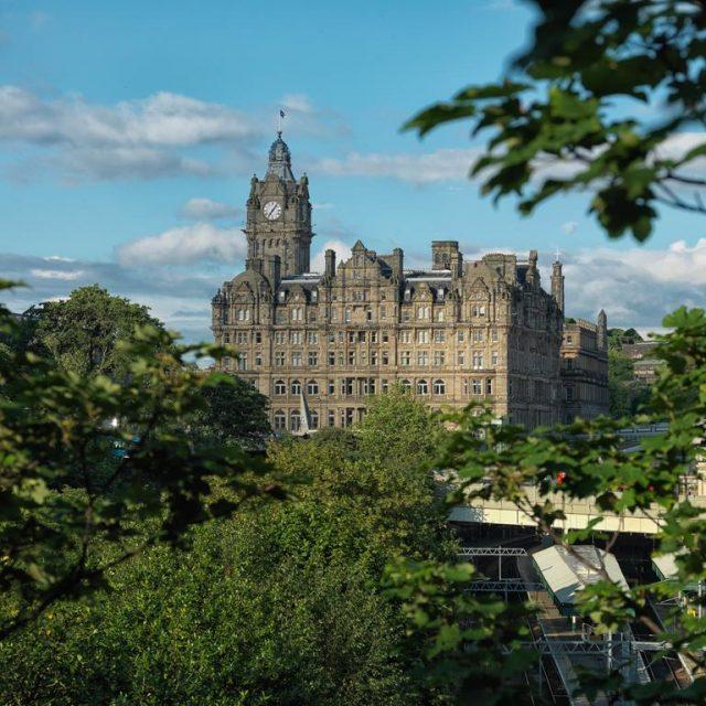 The Balmoral Hotel, Edinburgh