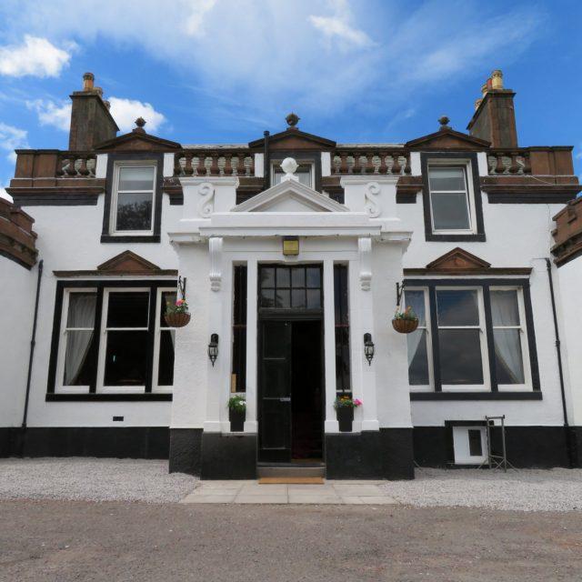 Ernespie House Hotel, Castle Douglas