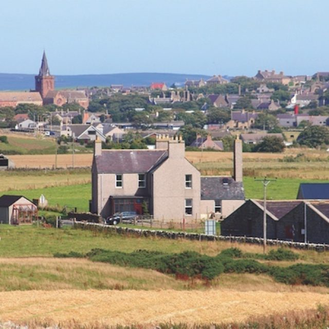 Scapa House, Orkney